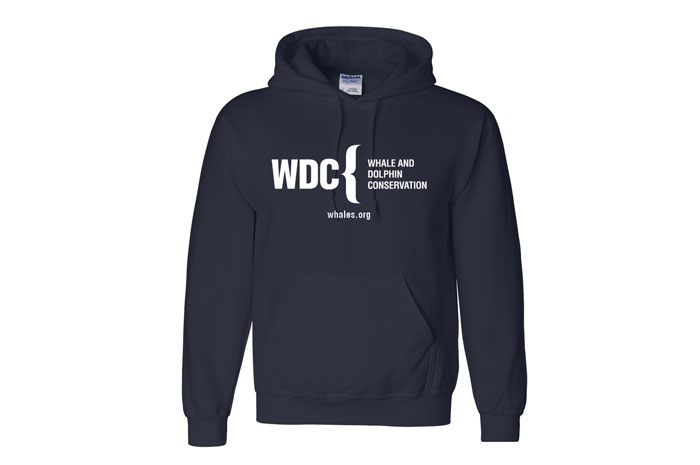 WDC Sweatshirt to support whales